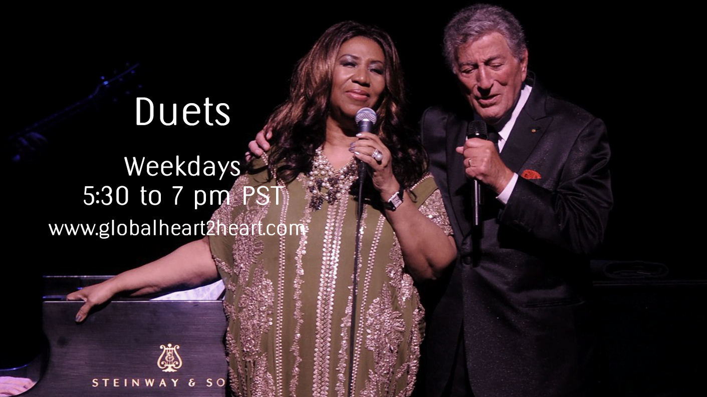 Duets Weekdays on Global Heart 2 Heart Radio