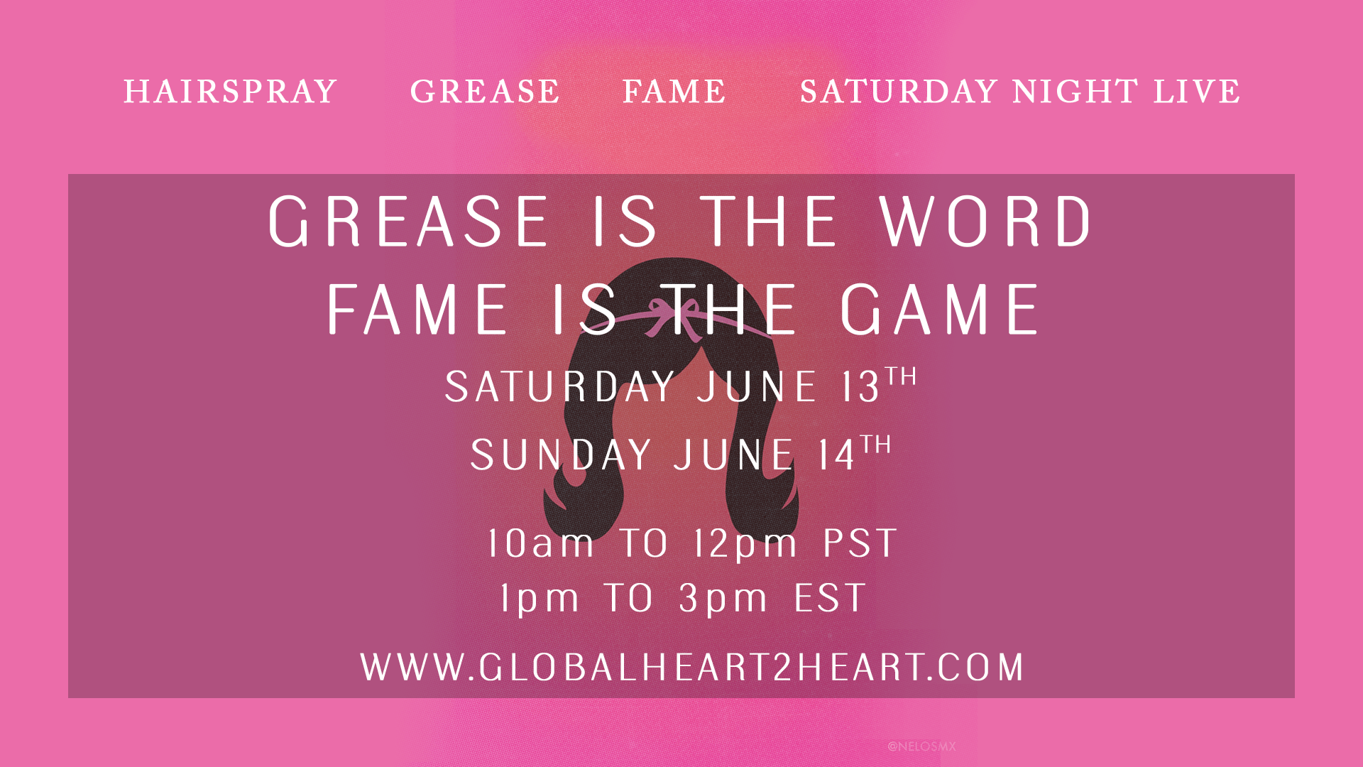Grease is the Word Fame is the Game