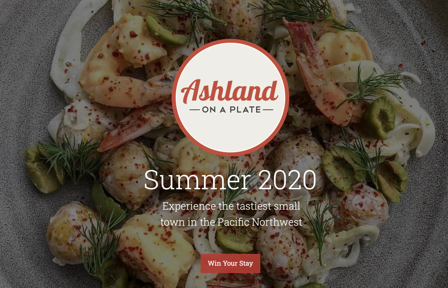 Ashland on a plate