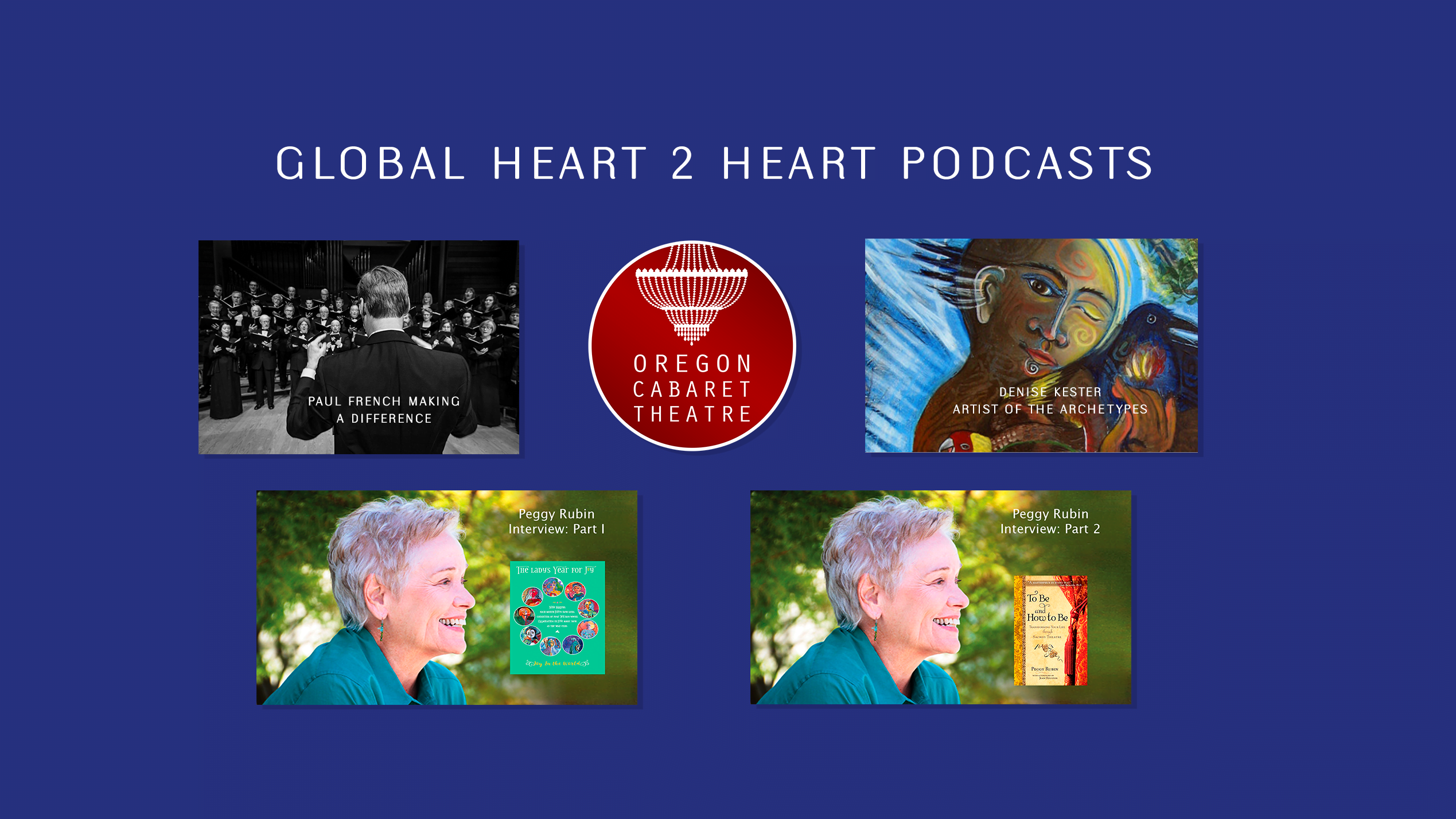 Global Heart 2 Heart Podcasts