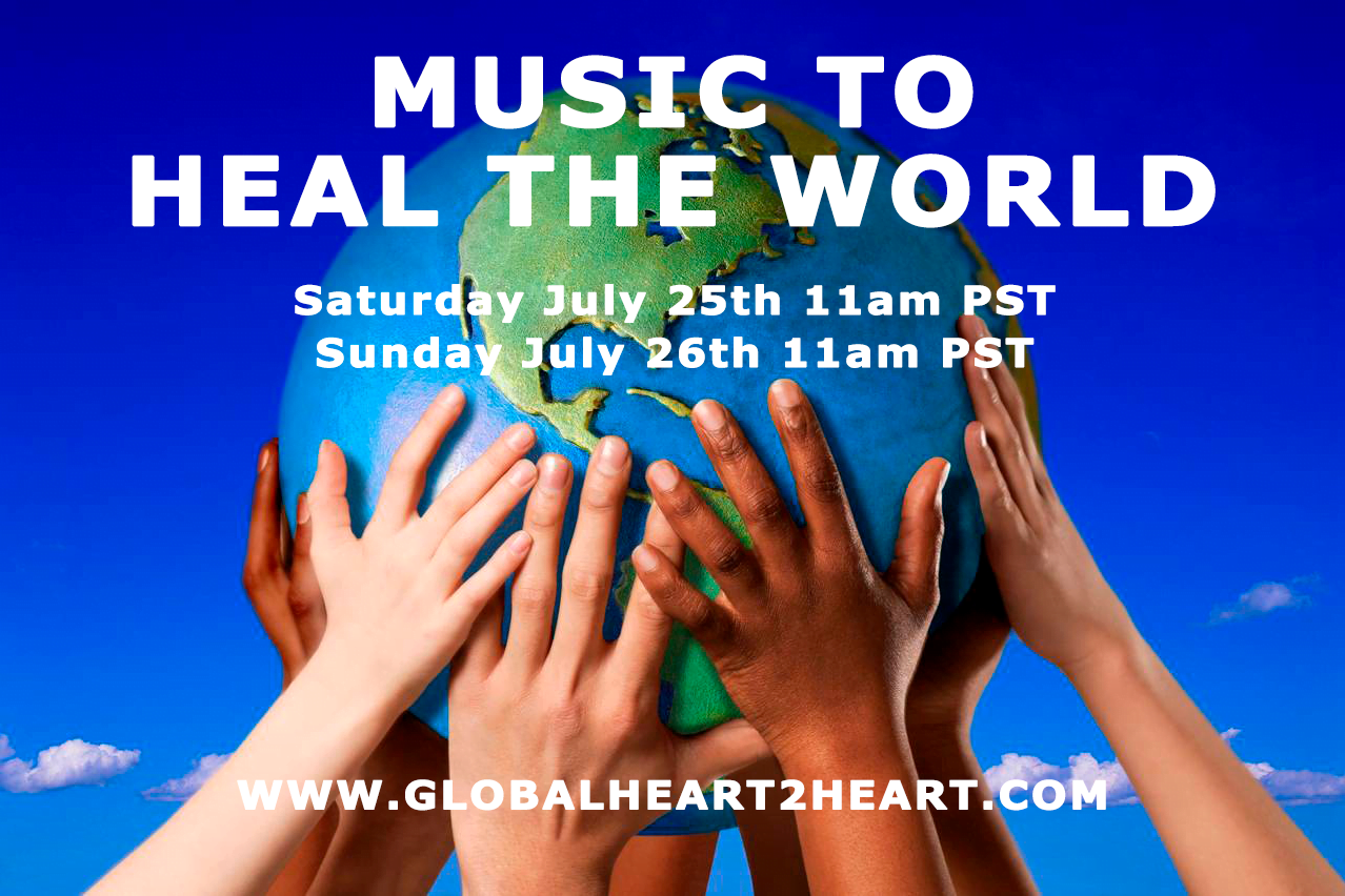 Music to Heal the World Again