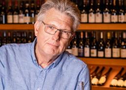 Jim Whitaker of the Ashland Wine Cellar