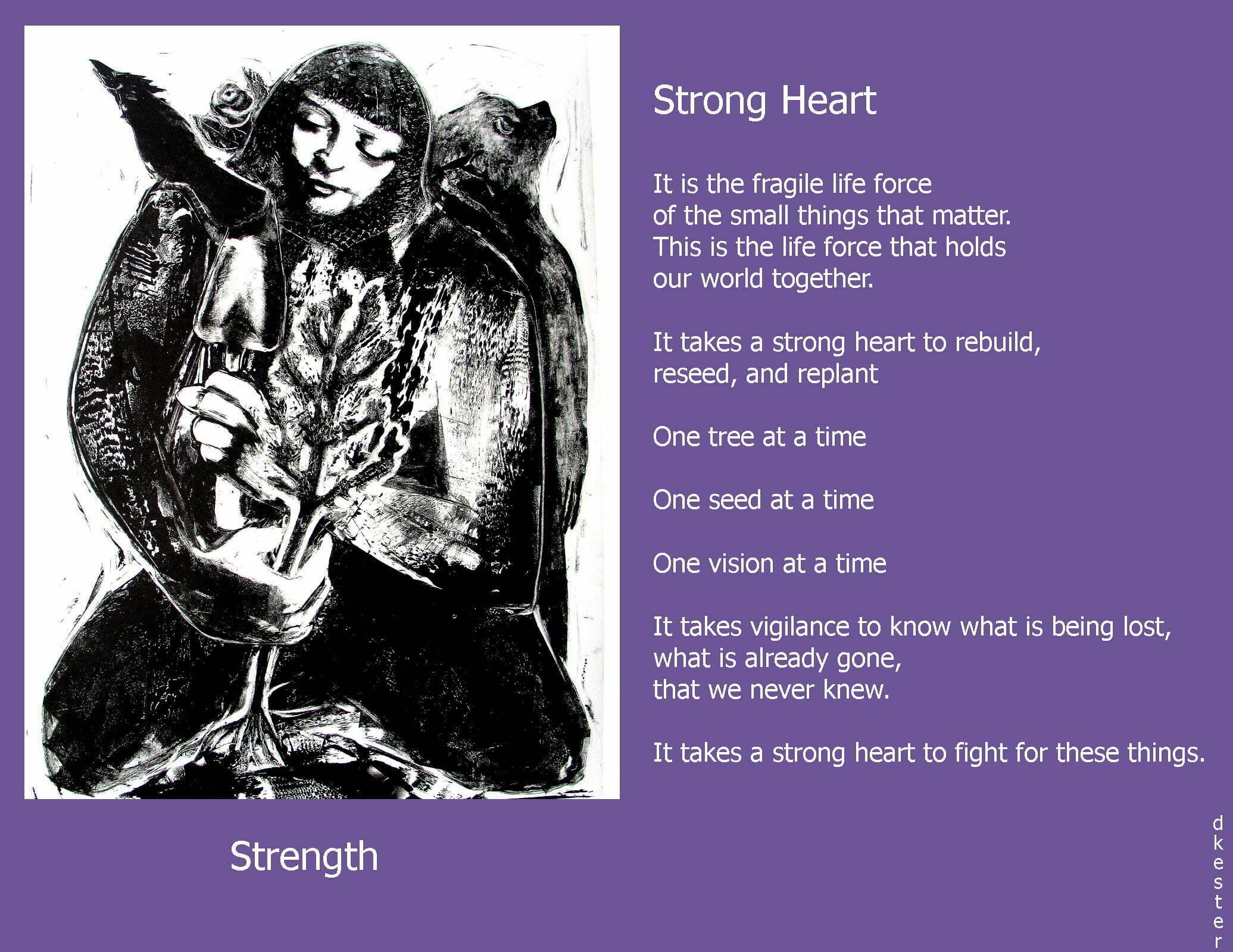 Denise Kester: A Strong Heart
