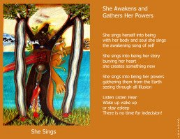 Denise Kester: She Awakens and Gathers Her Powers
