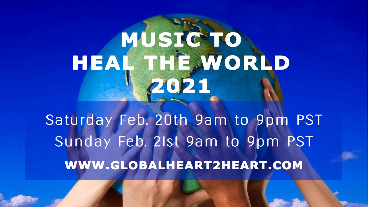 Music to Heal the World February 2021