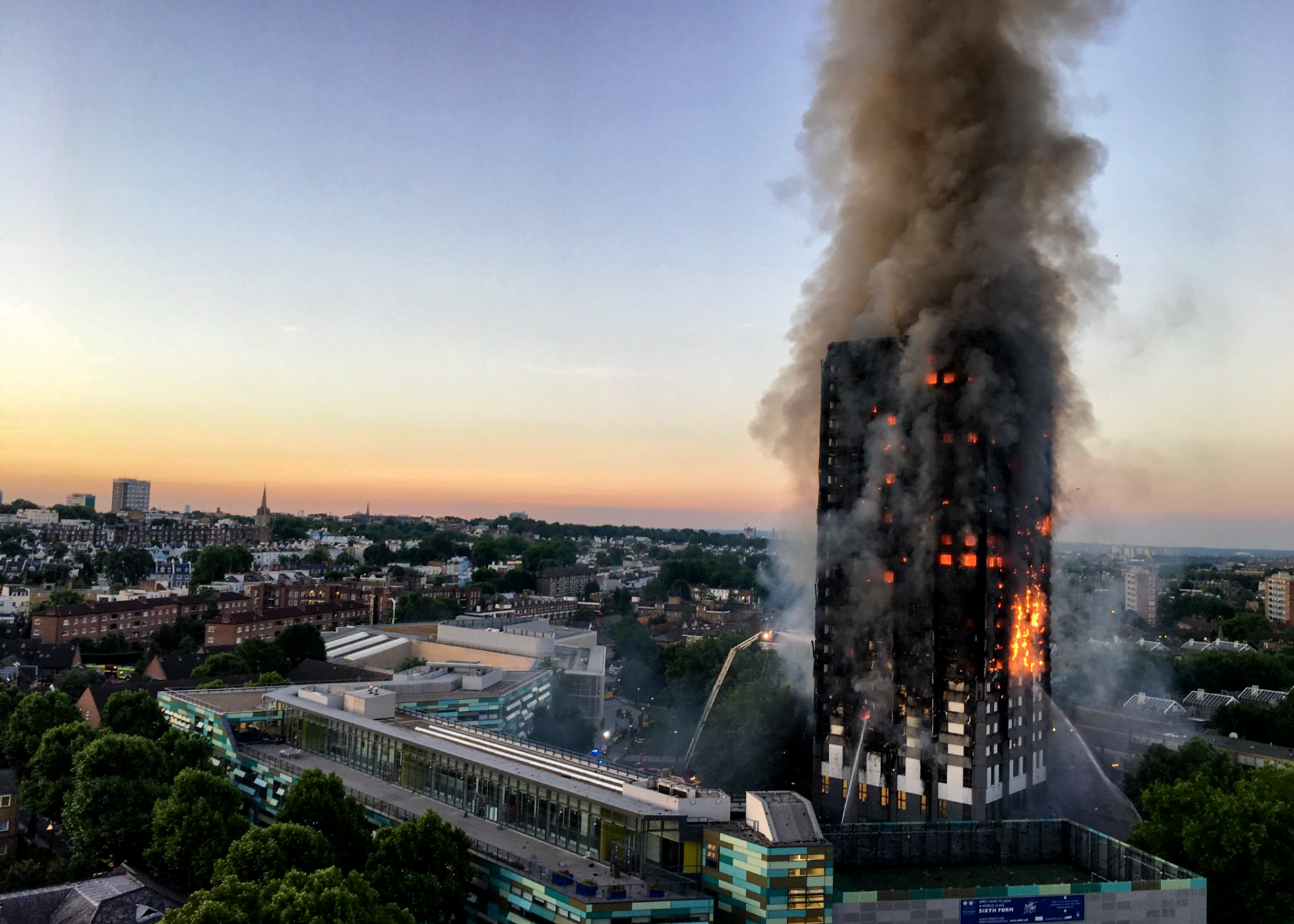 Jasmin Holley: The Grenfell Towers