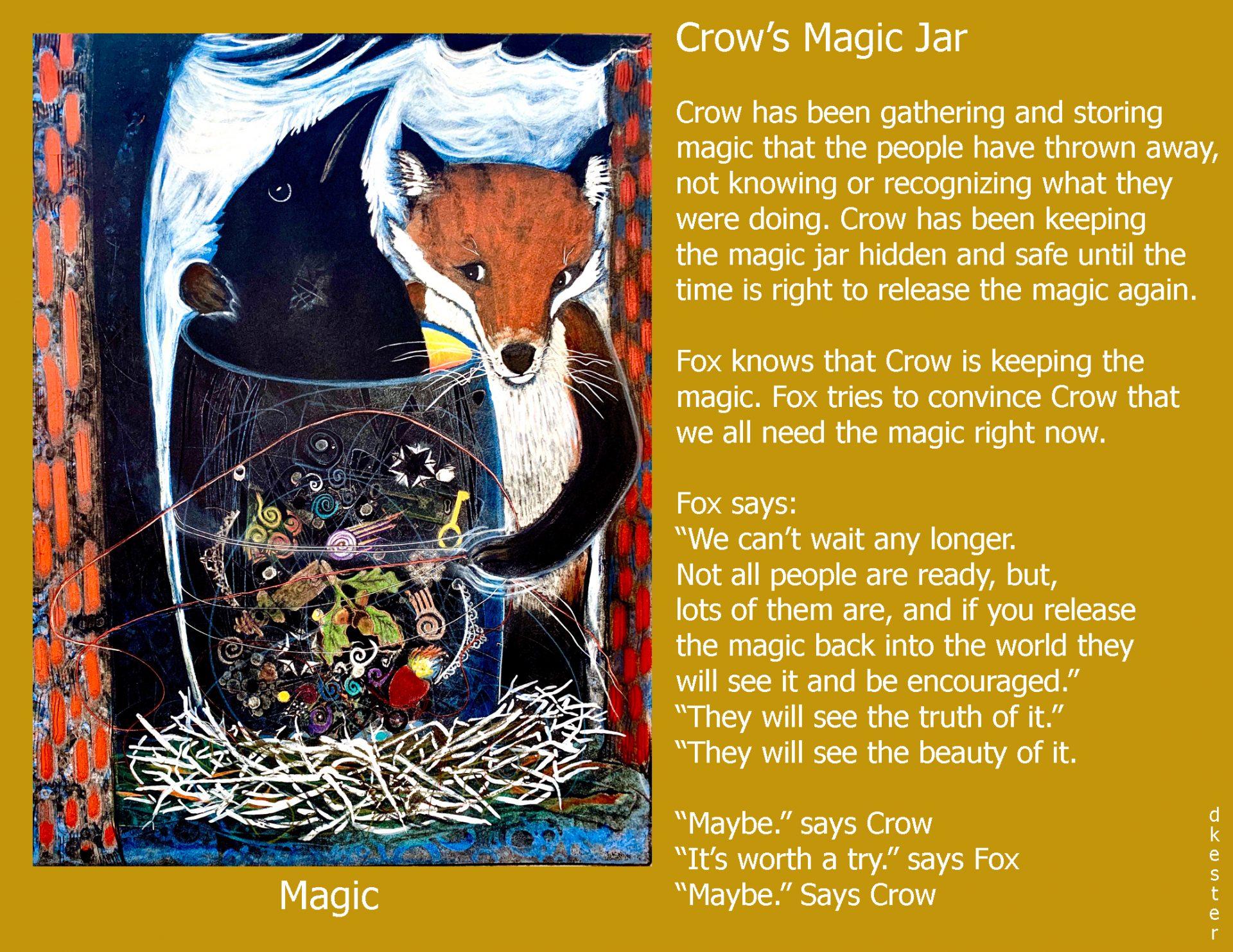 Crow's Magic Jar #63