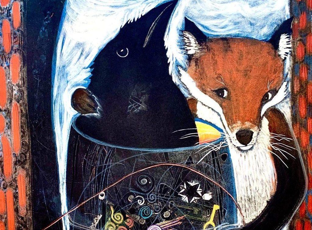 Denise Kester: Crow's Magic Jar