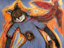 Denise Kester: Fire Fox and The Alchemy of Release