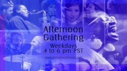 Afternoon Gathering Weekdays on Global Heart 2 Heart Radio