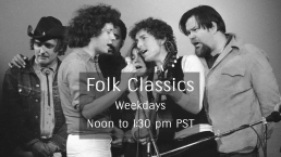 folk Classical Noon to 130pm PST