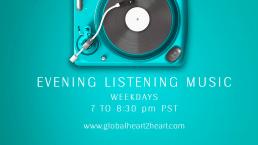 Easy Listening Music on global heart 2 heart radio